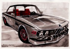 BMW CSL 3000 by Albi777