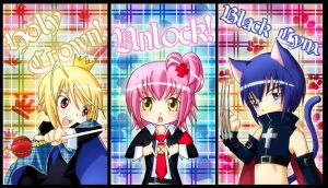 Shugo Chara Magic Set by Onirin
