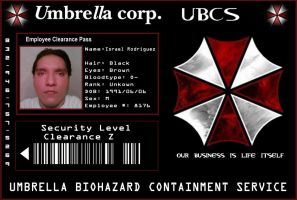 Umbrella ID by zarengo