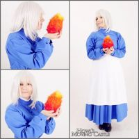 Howl's Moving Castle by SakuraiSasuke