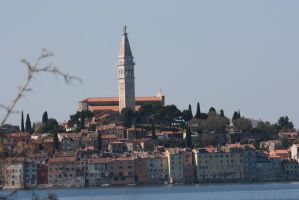 view to Rovinj  town 11 by ingeline-art