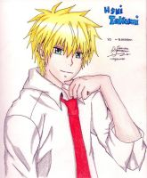 Usui Takumi (Request) by kyouren