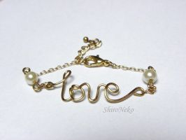 Full of love bracelet by ShirNek0