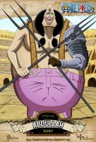 Cards de One Piece One_piece___abdullah_by_onepieceworldproject-d80spmd