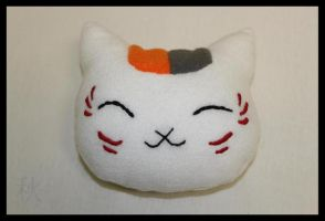 Nyanko Head by Michiaki