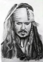 Johnny Depp by Eneri22