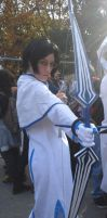 Cosplay-Bleach:Quincy bow by Shu-Maat
