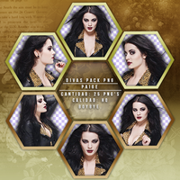 Divas Pack Png - Paige by KellyKellyBoy