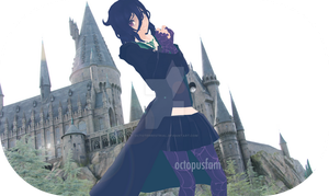 .:Welcome to Hogwarts:. by octosexbang