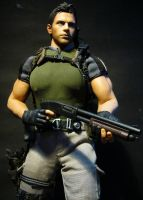 Chris Redfield 05 by twohand