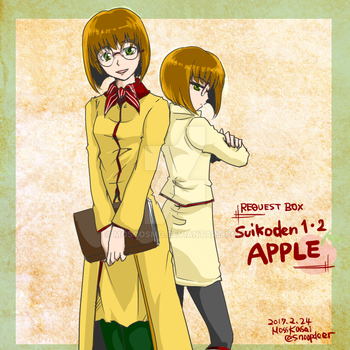 Apple_Suikoden1-2 by moscosmo