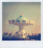 merry-go-round.let's have fun by ingut