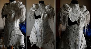 stage costume for metal band (still in progress) by AgnieszkaOsipa