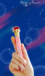 Moon Power...! (Disguise Pen - Sailor Moon) by Usagichan-odango