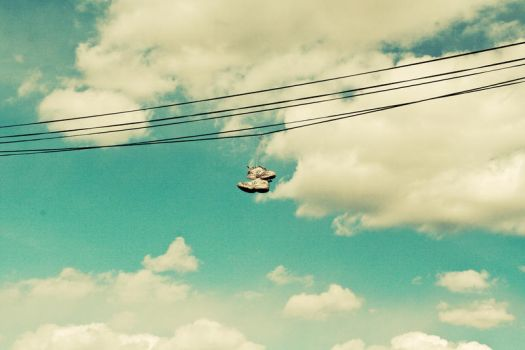 walking on air by chimy-rainbow