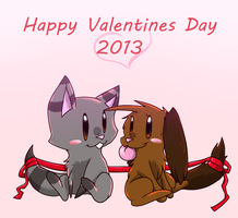Valentines day 2013 by Syoshi
