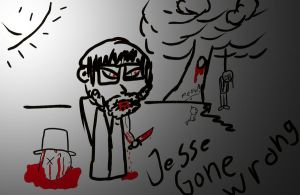 Jesse gone wrong by Hellsvoltage