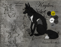 Krylies Reference Sheet by miryhis