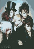 Lycaon Gab. vol 70 by KatoriChan