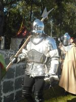 Medieval Knight. by Snail20