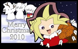 Merry Christmas 2010 by Bayleef-