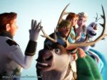 Frozen Fever Photoshoot 2 by Simmeh