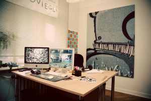 Office by KIWIE-FAT-MONSTER