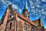 The Church in HDR by EgzonNikqi