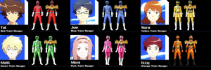 Digimon Train Force for DerpMP6 by AdrenalineRush1996