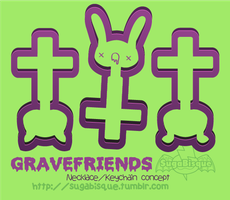 Vector - Grave Friends by firstfear