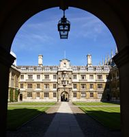 Clare College by Syntheta-NZ