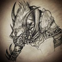 Charr by Whodovoodoo