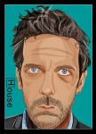 Dr. House. by klownieklo