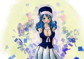 Juvia-chan by Integra13