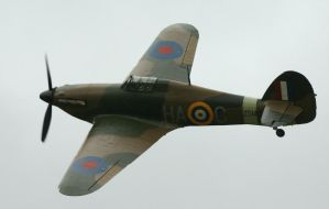hawker hurricane ha c mk12a by Sceptre63