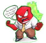 Anger the Hulk by COOLness-God