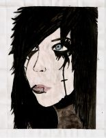 Andy Biersack by CoversAndCosplay