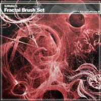 Fractal Brush Set: by SJWalker