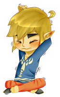 LoZ: Stretch by DataNeko