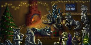 Nights of giving by SlokGreatwolf