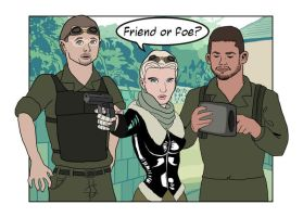 Finished Panel of Commander by MHG5