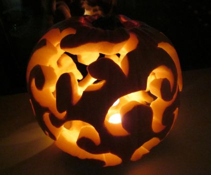 Pumpkin Carving 2012 by ridiculyss
