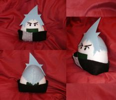 Cosplay Onigiri - Black Star by merlinemrys