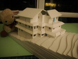 Baby Lamb and house model 4 by MelodicInterval