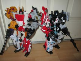 TF GCW - Superion and Defensor by KrytenMarkGen-0