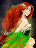Brave Beauty by thecarefree