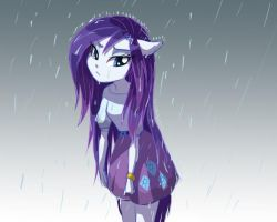 Wet Hair Rarity by Rahdys