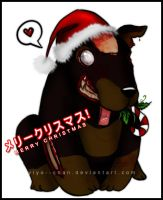 Xmas Ralphie for all of you by Yiyo--Chan