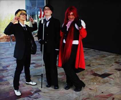 Shinigami Group by Cotton-Candy-Ninjas