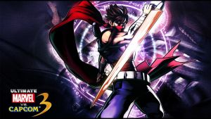 Ultimate marvel vs capcom 3 Strider Wallpaper by KaboXx